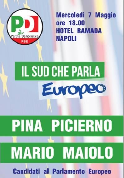 Mario Maiolo in Campania